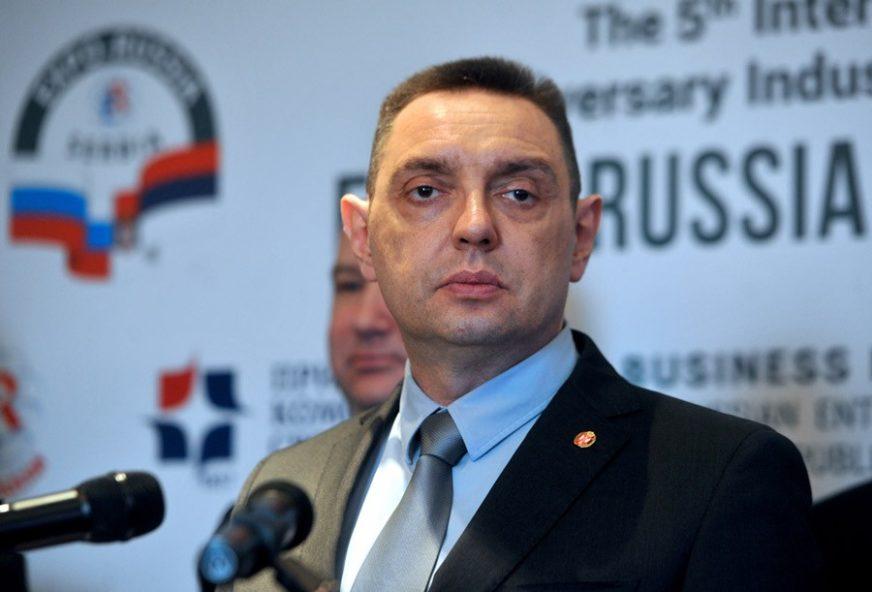 Vulin: Srpska nastala kao otpor ponavljanju jasenovačkog genocida