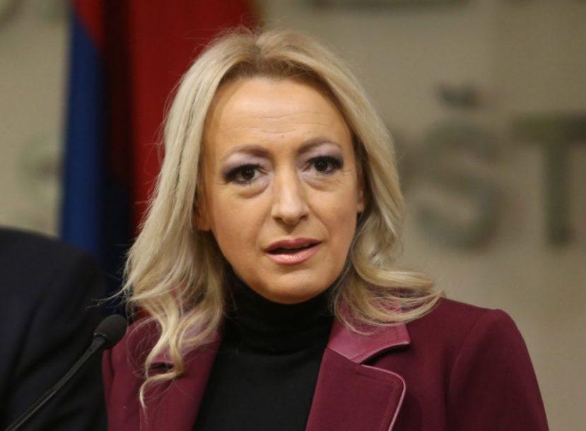 CRVENI KARTON Pandurevićeva: Birači će trojac Izetbegović-Dodik-Čović poslati u penziju