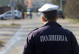 HAPŠENJE U POLICIJI Pijan ometao policajce koji su radili uviđaj