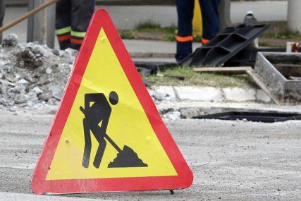 VOZAČI, OPREZ Obustava saobraćaja u Ulici Slobodana Dubočanina
