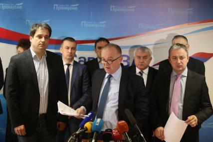Reakcija Saveza za pobjedu: Radmanović gurnuo Srpsku u NATO
