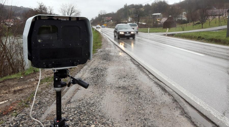 Kontrole na području Prijedora: Radar vreba nesavjesne vozače