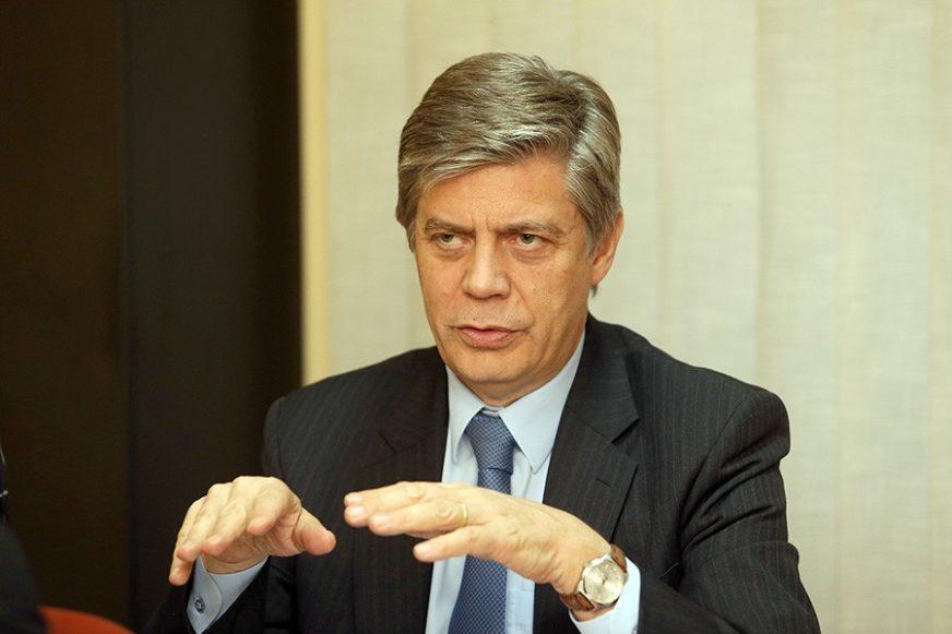Vigemark: Izmjenom Izbornog zakona niko od političkih aktera neće dobiti ono što želi