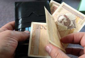 BEZ IMALO SAVJESTI UZEO 1.300 KM Uhapšen muškarca koji je PRONAŠAO I PRISVOJIO tuđi novčanik