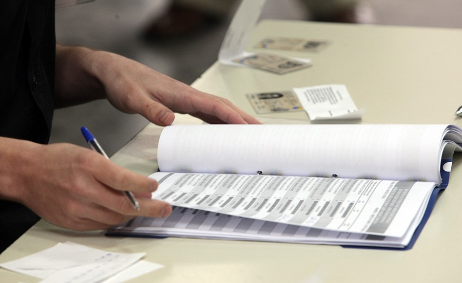 GLASALI U IME PREMINULIH Tužilaštvu predate osobe osumnjičene za izbornu krađu