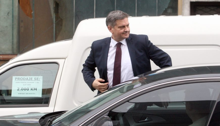 Zvizdić o Makronovoj izjavi: BiH NIKOME NIJE PRIJETNJA