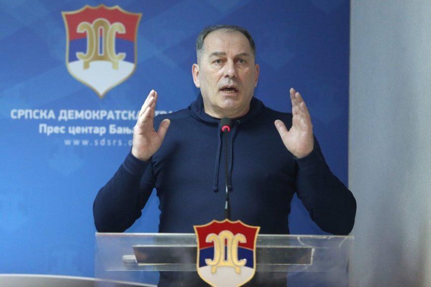 """BUKTI VERBALNI RAT Mektić: """"Špirić najveća politička prostitutka"""""""
