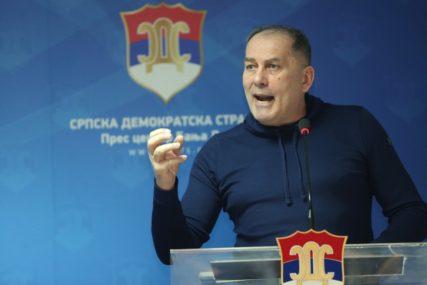 """Mektić o spornoj CRNOJ LISTI: """"To su laži, a Milović se s razlogom boji istrage"""""""