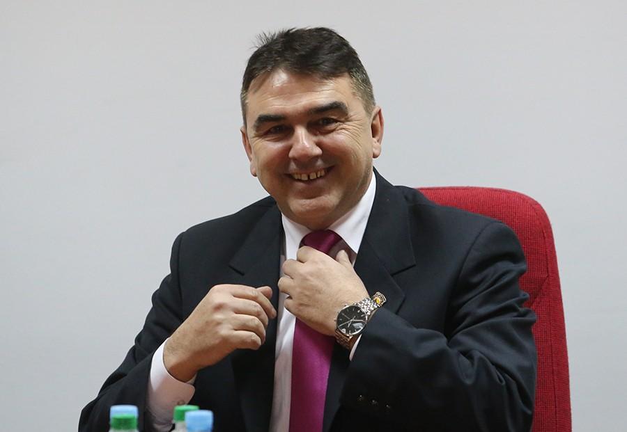OPTUŽEN ZA ZLOUPOTREBU POLOŽAJA Predmet protiv Salihovića upućen Kantonalnom sudu u Sarajevu