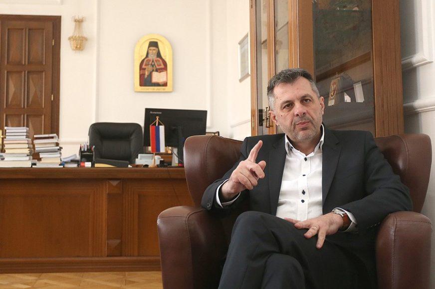 Radojičić: Studenti su značajan segment grada