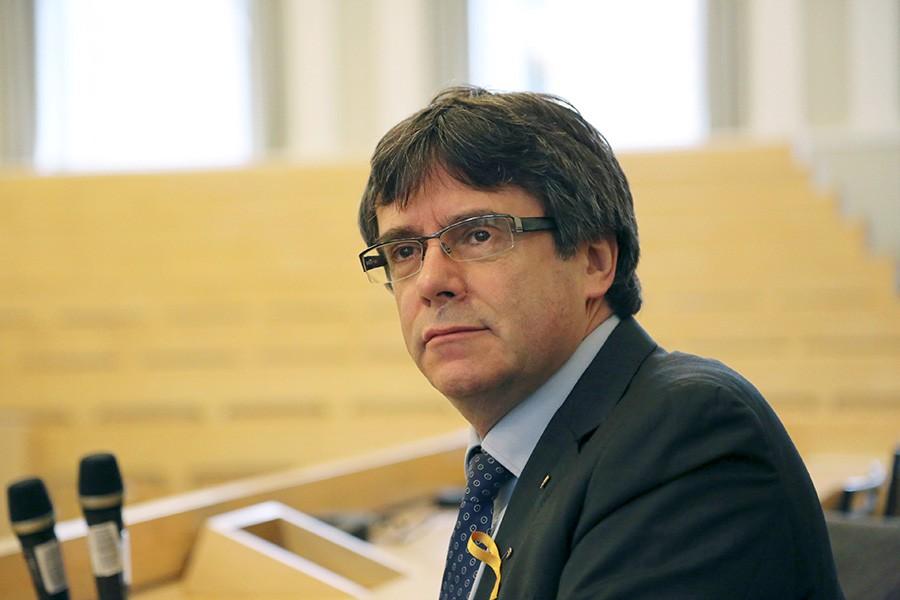 """Bivši katalonski lider iz zatvora u Njemačkoj: """"Mi nismo kriminalci"""""""