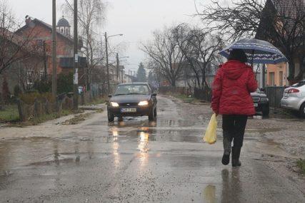 NAVEČE KIŠOVITO Sutra promjenjivo oblačno i hladno vrijeme