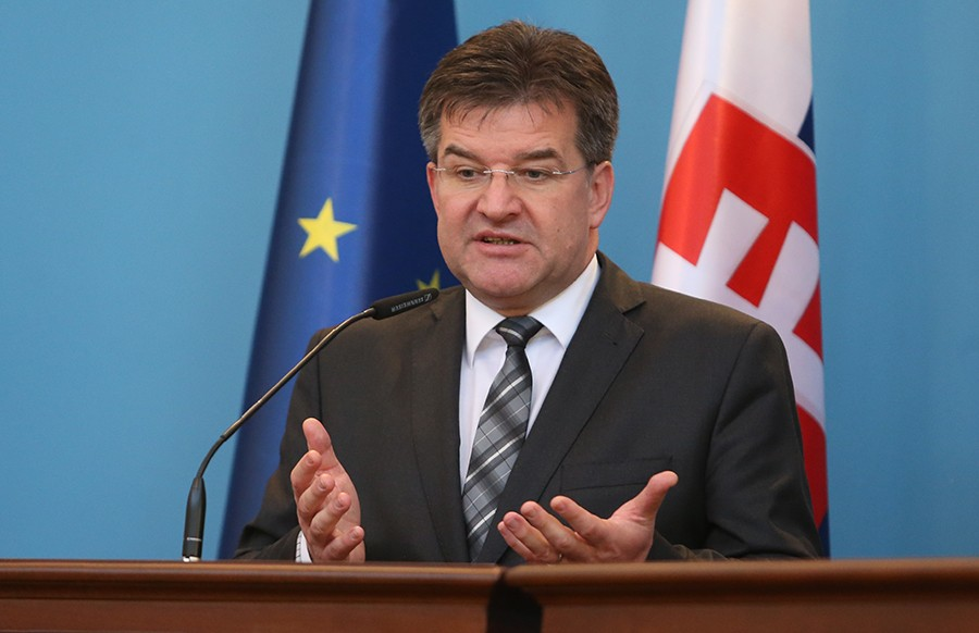 Lajčak: Glavni razlog posjete Kosovu je priprema sastanka Vučić-Kurti