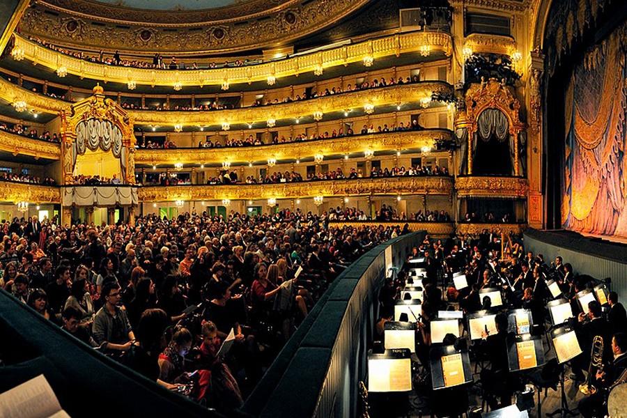 Maratonsko takmičenje svjetskih operskih pjevača 28. marta