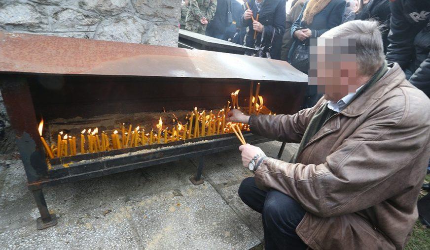 Okupili se potomci žrtava: Služen parastos za 54 ubijena civila u Bijelom Potoku