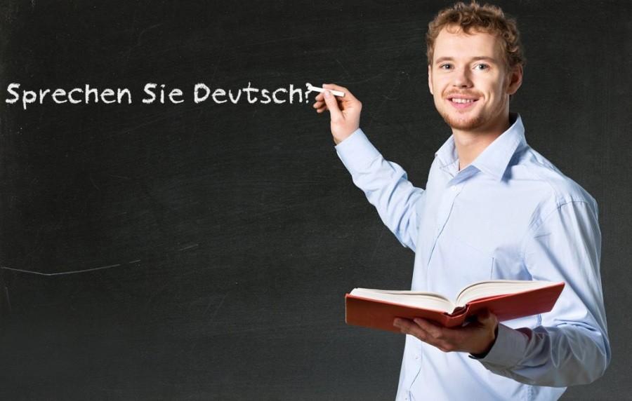 PRIPREME ZA ODLAZAK IZ ZEMLJE Na cijeni profesori njemačkog jezika