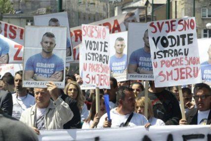 """DUŽNI SMO DA DIGNEMO GLAS"" Udruženje studenata podržava protest ""Pravda za Dženana"""