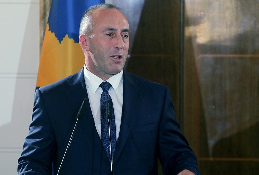HARADINAJ ODGOVORIO NA PISMO EU Za neuspjeh dijaloga s Beogradom KRIVI Federiku Mogerini