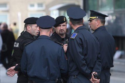 MJERE BEZBJEDNOSTI Paradu ponosa u Sarajevu osiguravaće više od 1.000 policajaca