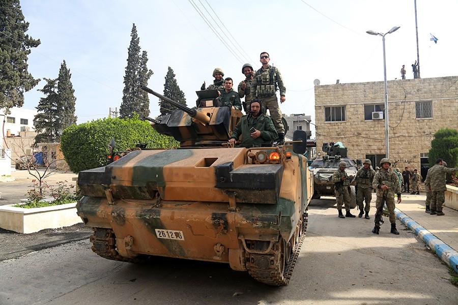 Odluka Evropske unije: Nema šireg embarga na izvoz oružja Ankari