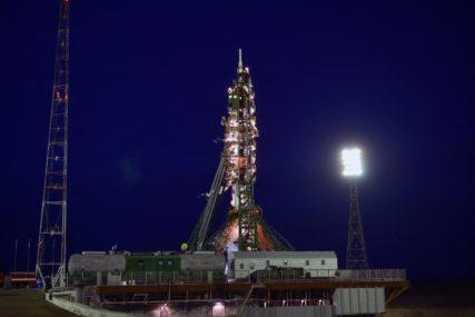 """Tokom havarije """"Sojuza"""" dvojica astronauta prošla bez povreda"""