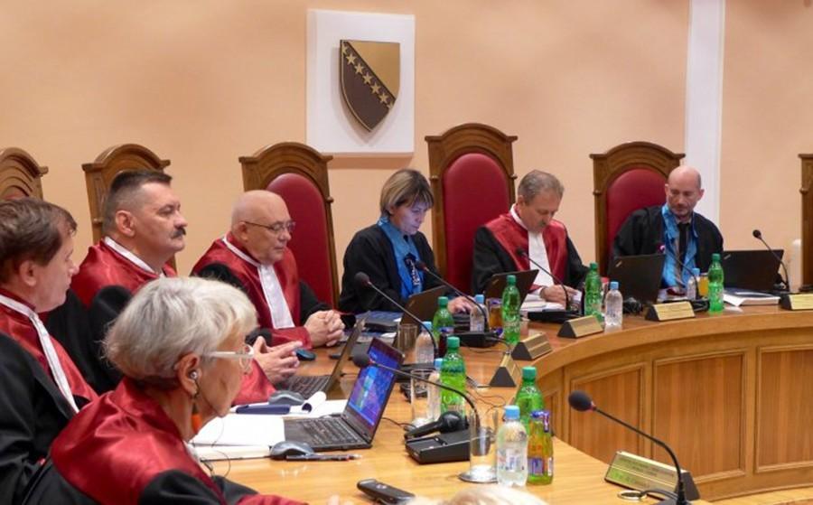 O POTEZU CIK ODLUČUJE SUD U SPORNOM SASTAVU Najviša pravosudna instanca dio APSURDA U BiH