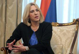 Ključ grada u rukama premijerke Cvijanović