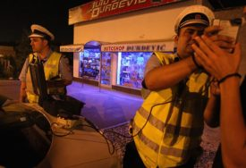 UHAPŠEN PIJANI VOZAČ Vozio sa 2,11 promila alkohola u krvi