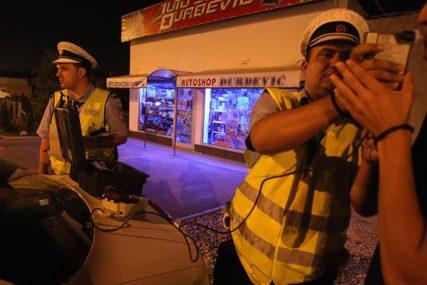 KONTROLE U GRADIŠKI Policija uhapsila pijanog vozača