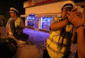 UHAPŠEN PIJANI VOZAČ U MODRIČI Upravljao vozilom sa 2,4 promila alkohola u krvi