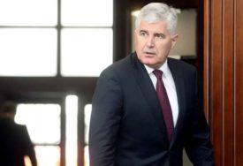 POLITIČKI I EKONOMSKI ODNOSI BiH I HRVATSKE Izetbegović i Čović razgovarali s Plenkovićem