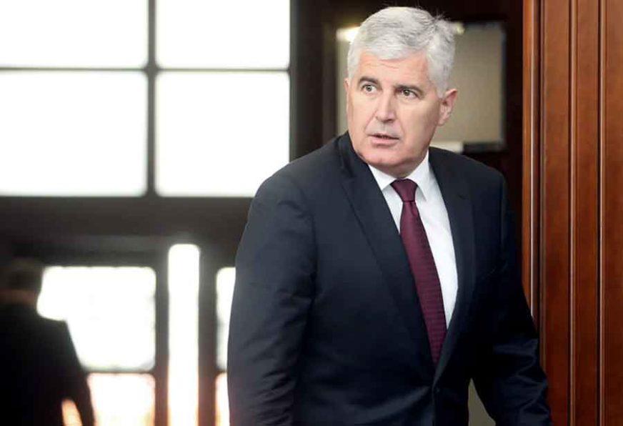 Čović: U novi Savjet ministara ne bih ušao bez SNSD, u ponedjeljak rasprava o Izbornom zakonu