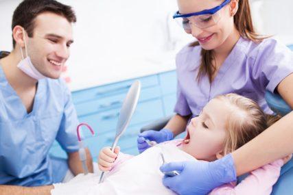 KOD ŠKOLSKOG ZUBARA DO PUNOLJETSTVA Dom zdravlja uvodi novinu u rad stomatološke službe