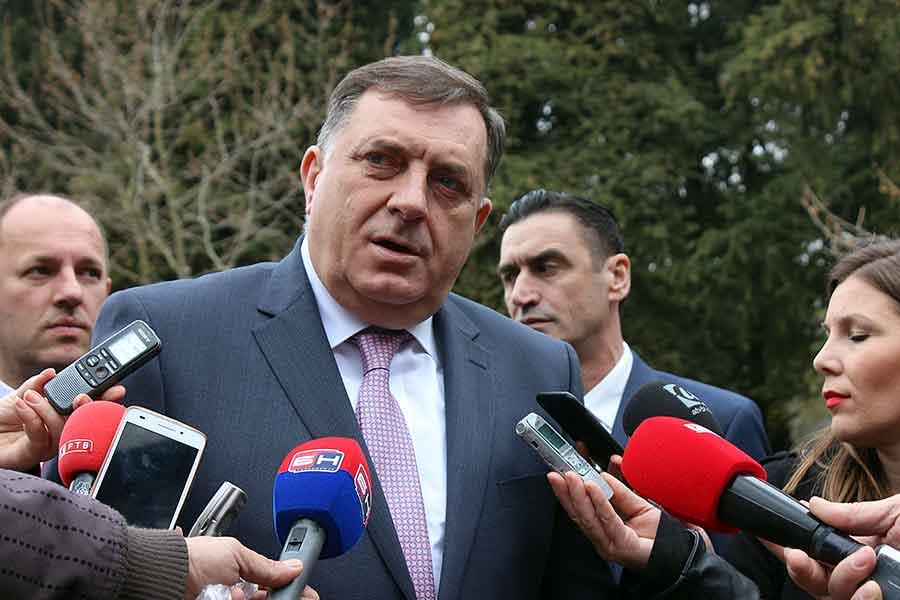 Dodik: Za dva dana imena kandidata za predsjednika Srpske i člana Predsjedništva BiH
