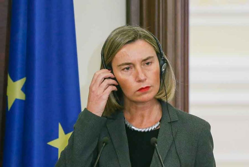 Mogerini: Evropa će biti globalna sila samo ako se onemogući rat na njenoj teritoriji