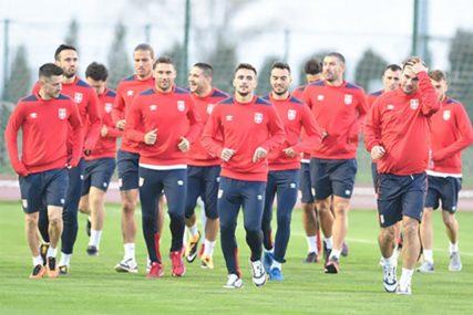 NAPREDAK ORLOVA Fudbaleri Srbije se pomjerili za jedno mjesto na FIFA rang listi