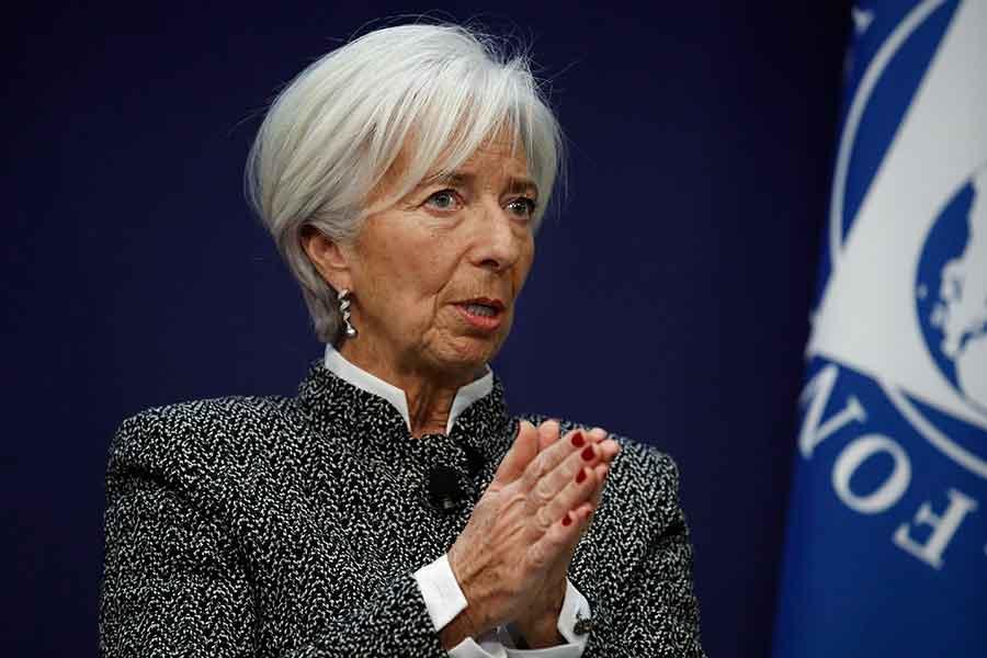 Kristin Lagard podnijela ostavku na funkciju direktora MMF