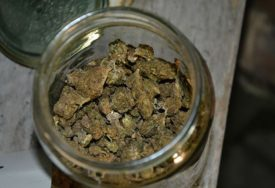 PRETRESI U BANJALUCI Oduzeta droga i sjemenke indijske konoplje