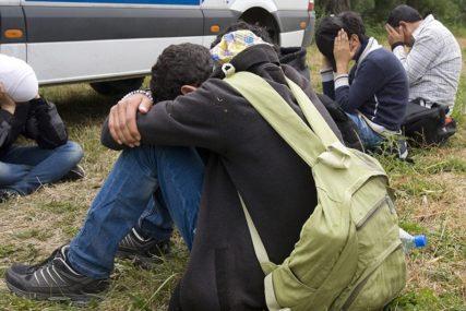 U Bileći spriječeno krijumčarenje osoba sa Kosova, išli pješke prema Crnoj Gori