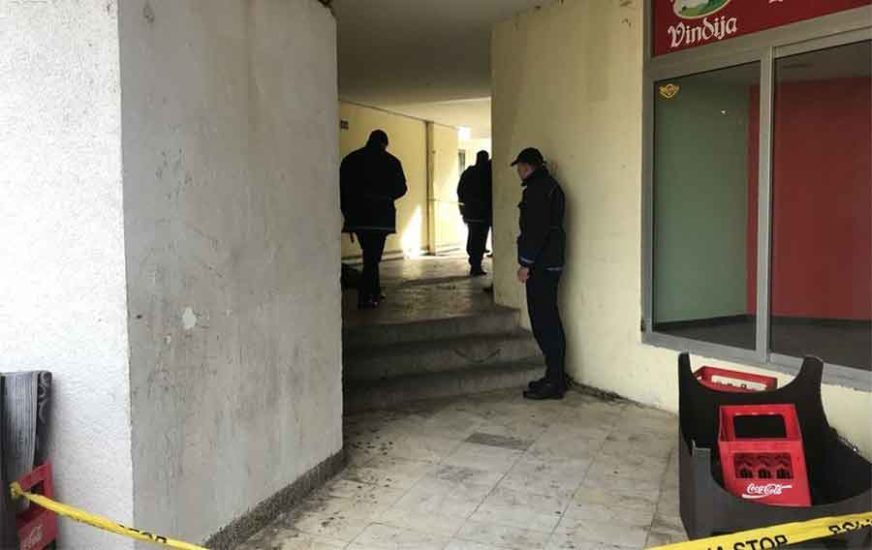 Mrtav muškarac pronađen na ulici, sumnja se na UBISTVO