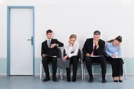 U BiH SMANJENA NEZAPOSLENOST Na biroima najviše NKV i KV radnika, te ljudi sa srednjom školom