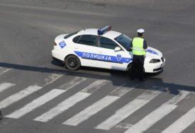 POJAČANA KONTROLA SAOBRAĆAJA Tokom prošle sedmice sankcionisano 5.009 OSOBA