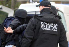 SIPA pretresla sjedište Granične policije: Uhapšene tri osobe zbog zloupotrebe položaja