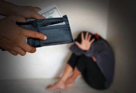 SEKSUALNA EKSPLOATACIJA NAJČEŠĆA U Srbiji 39 žrtava trgovine ljudima, među njima 25 DJECE