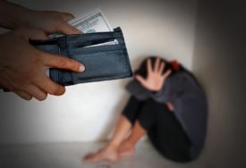 PALA KRIMINALNA GRUPA SA BALKANA Spaseno skoro 90 žrtava trgovine ljudima