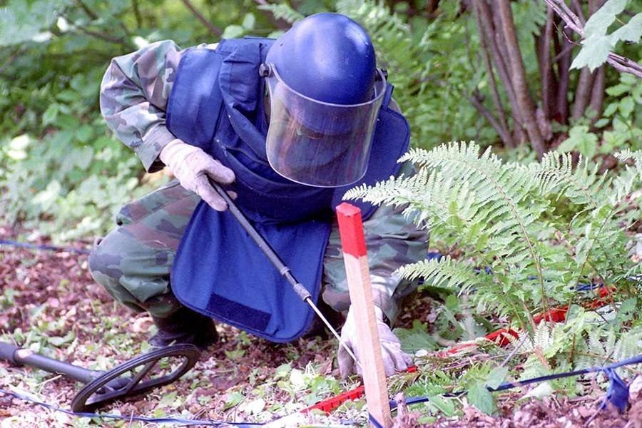 Dojave građana Novog Grada: Prikupljena 443 komada minsko-eksplozivnih sredstava