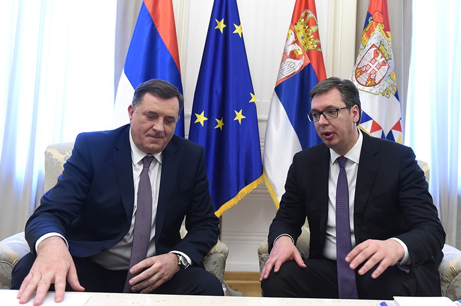 Predsjednik Srbije poručio: O najboljim odnosima govori ljubav koju pokazujemo prema Republici Srpskoj