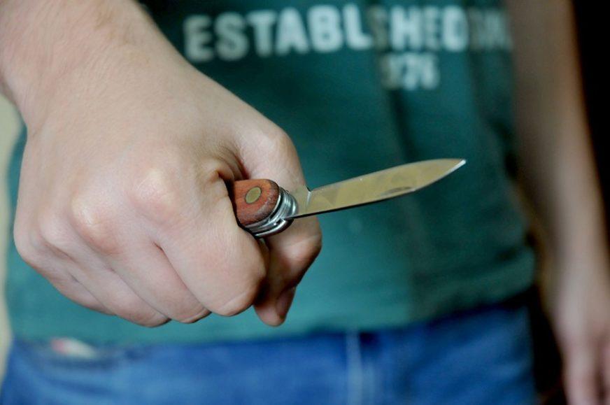 UHAPŠEN ZBOG POKUŠAJA UBISTVA Nožem ubo muškarca u stomak