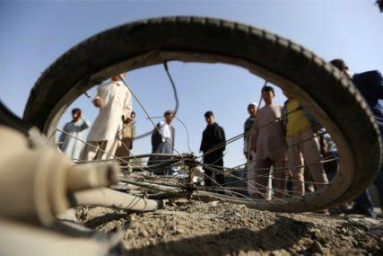 STRADALI NA PUTU DO ŠKOLE Mina ubila DEVETORO DJECE u Avganistanu