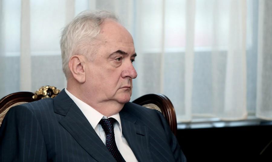 NOVI MANDAT Božidar Maljković još četiri godine na čelu Olimpijskog komiteta Srbije